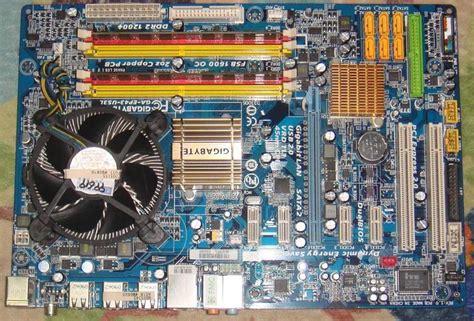 主機板 技嘉 GA-EP43-US3L + CPU Q8200 四核 + 記憶體 4G - 露天拍賣