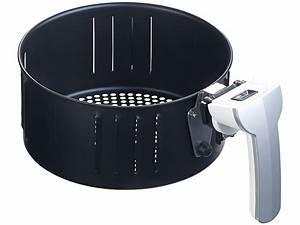 Test fritteuse mit wenig fett