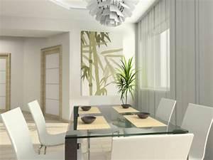 Feng Shui Deko : feng shui interior design inspirierende wanddeko ~ Bigdaddyawards.com Haus und Dekorationen