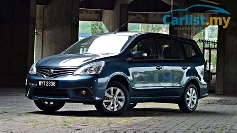 Review Nissan Livina by Buyer S Guide Nissan Grand Livina The Faithful
