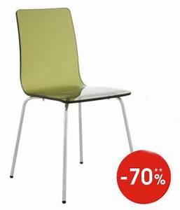 Chaise Transparente Fly : chaise transparente fume fly ~ Teatrodelosmanantiales.com Idées de Décoration
