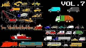 Format For Medical Report Vehicles Collection Volume 7 Street Vehicles Puzzles