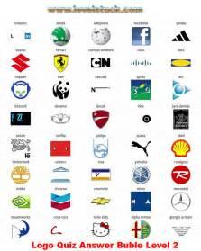 Logo Quiz Game Answers Level 2