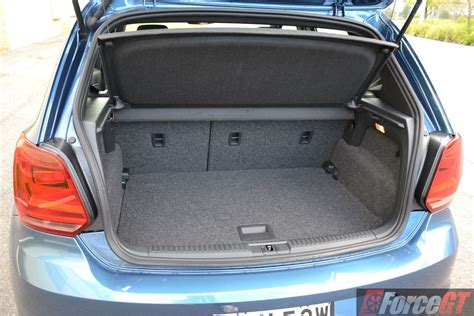 Gti Cargo Space by Volkswagen Polo Review 2016 Polo Gti