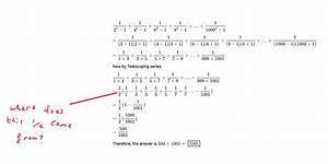 Sequences And Series  2  Come From In