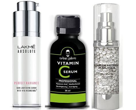 Serum Temulawak Whitening 10 best skin whitening serum in india for and