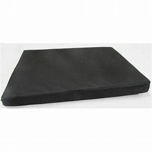 dog bed black nylon fabric ac smith With dog bed nylon