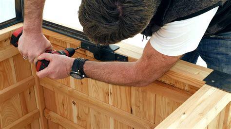 hochbeet mit abdeckung hochbeet abdeckung f 252 r timberra concordia basic montageanleitung