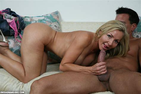 Lisa Demarco Milf Stroking Massive Boners On