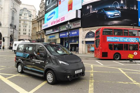 Nissan Nv200 Taxi For London In Summer 2018 Auto Express