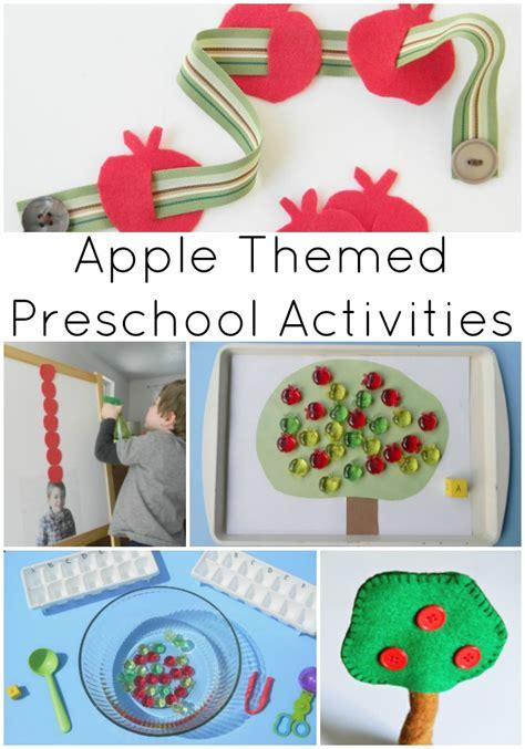 apple themed preschool activities stir the 449 | Apple Themed Preschool Activities