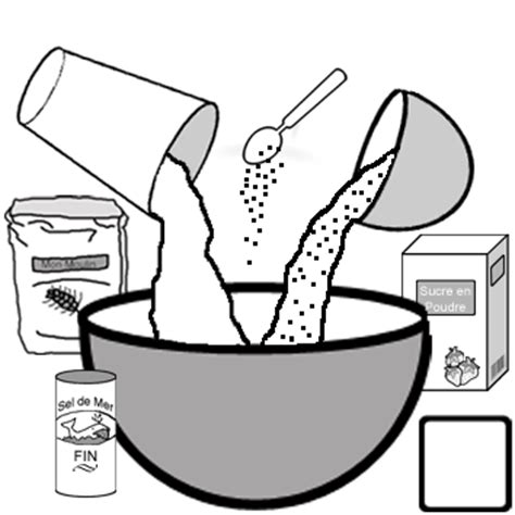 coloriage recette de cuisine français à l 39 école primaire lecture pour quot faire quot recette