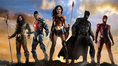Justice League Poster Wallpapers
