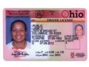 Toledo Ohio Drivers License Template by Kasich Not Tickled By Pink License The Blade