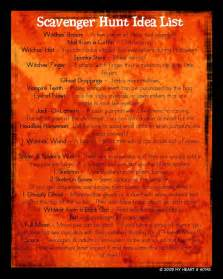 Halloween Treasure Hunt Riddles Adults by Top 25 Ideas About Halloween Scavenger Hunt On Pinterest