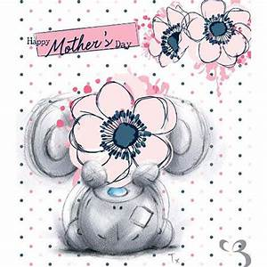 Happy Mothers Day Sketchbook Me to You Bear Card (M91US001 ...