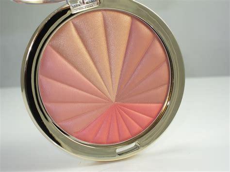 milani color harmony blush palette sneak peek musings