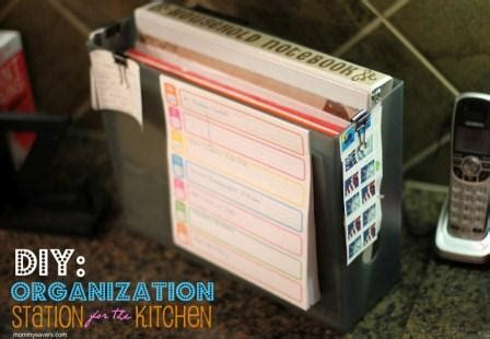 kitchen paper organizer kitchen paper organization station the happy 2419