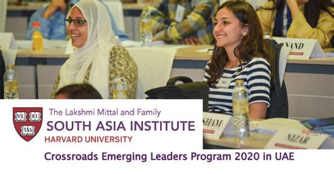 harvard university crossroads emerging leaders program uae