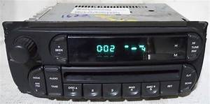 Dodge Neon 2002 2003 2004 2005 Factory Stereo Cd Player