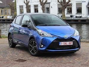 Avis Toyota Yaris : toyota yaris une nouvelle finition sur quip e technoline ~ Gottalentnigeria.com Avis de Voitures
