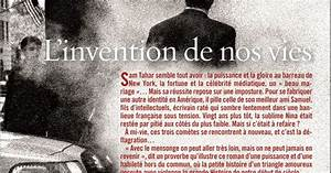 Wele to download Karine Tuil  L'invention De Nos Vies