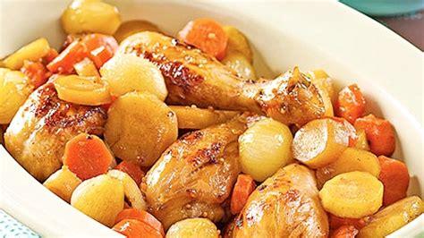 cuisiner des pilons de poulet casserole de pilons de poulet aux cinq épices et érable