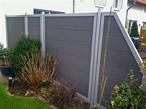 Sichtschutz Garten Kunststoff by Oben Sichtschutz Garten Kunststoff Grau Cx02 Hitoiro F 252 R
