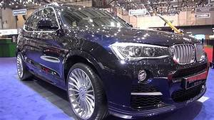 Bmw Alpina Xd3 Biturbo In Detail At Geneva 2014