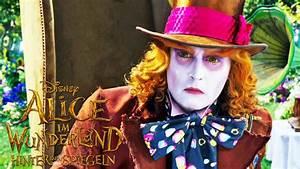 Hutmacher Alice Im Wunderland : alice im wunderland hinter den spiegeln grammy spot disney hd youtube ~ Watch28wear.com Haus und Dekorationen