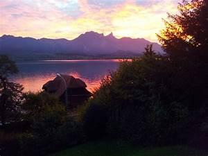 Free, Images, Sunset, Mountains, Mood, Holidays