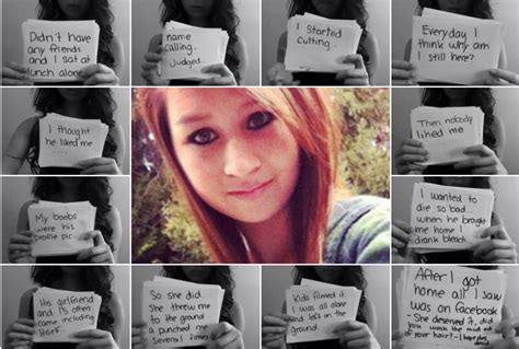 Amanda Todd Cyberbullying And Suicide