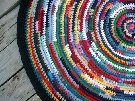 crochet rug pattern smaller easy crochet