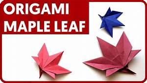 Diagram  Origami Maple Leaf  Roman Diaz