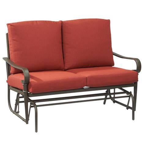 chaise metal vintage metal glider sofa powdercoated vintage metal patio