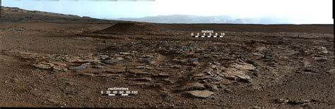 Curiosity Finds Strong Evidence of Ancient Lake on Mars ...