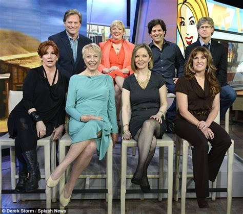 House On The Prairie Characters by The Cast Of House On The Prairie Reunites On Today