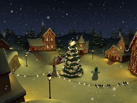 christmas holiday  screensaver megagames