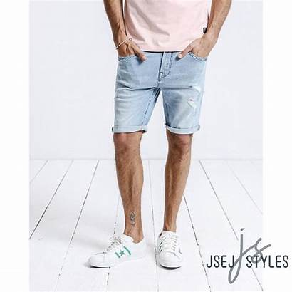 Ripped Shorts Short Jeans Suits Sw Denim