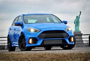 Ford Focus Rs Specs - 2016  2017  2018