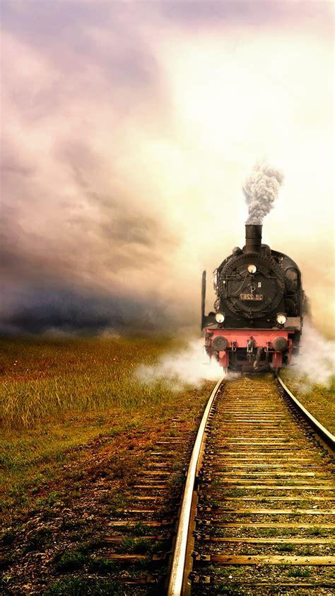 wallpaper train railroad  photography