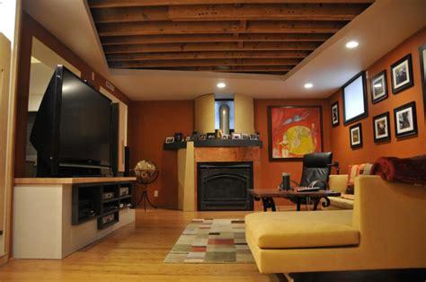 basement design ideas remodeling