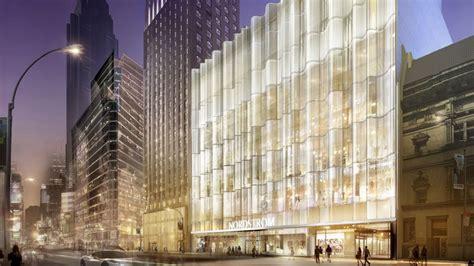 nordstrom  york design   draw architectural