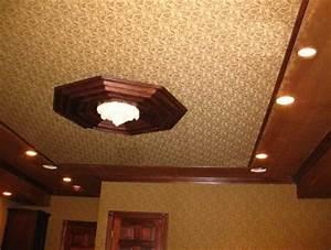 plafond maison ossature bois a le mans tarif artisan With carrelage adhesif salle de bain avec prix spot led plafond