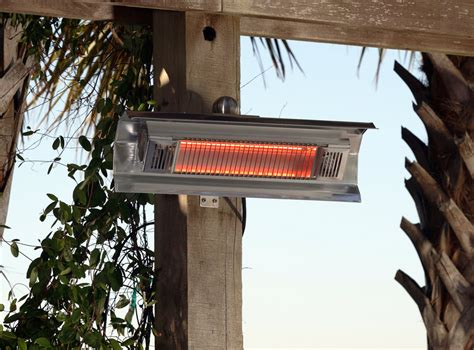 outdoor heaters can provide four seasons of enjoyment