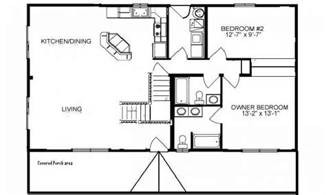 small cabins floor plans rustic cabin floor plans unique house plans 2 bedroom