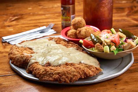 Food Network Chicken Fried Steak