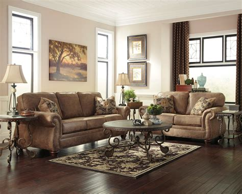 larkinhurst earth living room set from ashley 31901 38 35