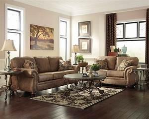 Larkinhurst, Earth, Living, Room, Set, From, Ashley, 31901
