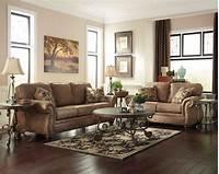 family room furniture Larkinhurst Earth Living Room Set from Ashley (31901-38-35 ...